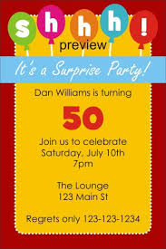 surprise birthday party invite shhh its surprise birthday party invitation personalized party invites