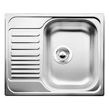 <b>Кухонная мойка Blanco TIPO</b> 45S mini 516525 декор — купить в ...
