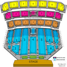 Radio City Music Hall Virtual Seating Chart Radio City Hall Interactive Seating Chart Best Picture Of
