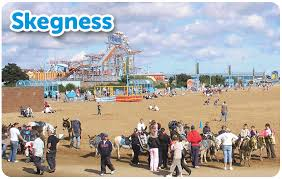 May Day Holiday @ Skegness