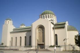 Greek Orthodox Church Design Saint Sophia Cathedral Los Angeles Wikiwand