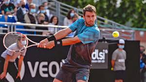 Cameron norrie is the latest scottish tennis discovery credit: Cameron Norrie Arthur Rinderknech Earn Career Wins In Lyon Atp Tour Tennis