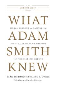 adam smith capitalism essays