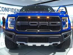 ford raptor blacked out. the 2017 ford raptor which was rolled out at north american international auto show blacked