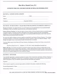 Hipaa Consent Forms Interesting Hipaa Consent Forms Colbroco