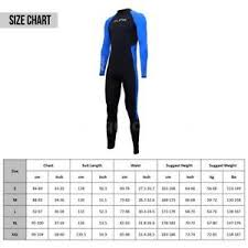 Wetsuits Drysuits