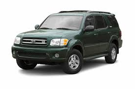 2003 Toyota Sequoia Limited V8 4x4 Specs and Prices
