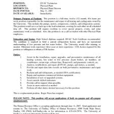 hvac technician resume examples template cover letter hvac technician resume examples magnificent hvac technician resume sample hvac cover letter