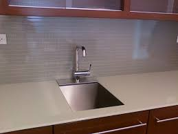 stone glass countertop in breakroom area