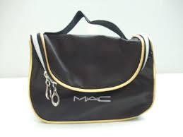 black mac makeup bag