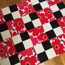 Marimekko & Monochrome Quilt Tutorial - Sew Delicious & marimekko quilt 7 Adamdwight.com