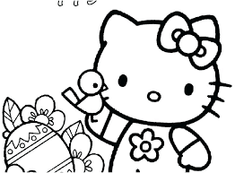 Free Printable Coloring Pages Kindergarten Spring For Preschool