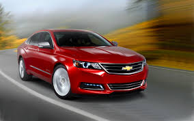 Superb New 2015 Chevrolet Impala SS Performance - Autoevoluti.com