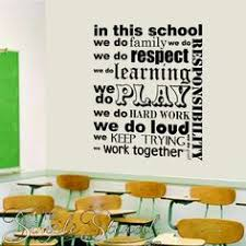 Small Picture This LEARN vinyl wall decal for schools helps remind students of