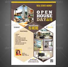 Open House Flyer Template – 30+ Free PSD Format Download | Free ...