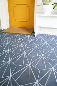 Ideas For Cement Floors Flooring Painted Cement Floors Tile Floor Best Ideas About