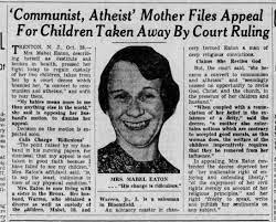Mabel Eaton - Newspapers.com