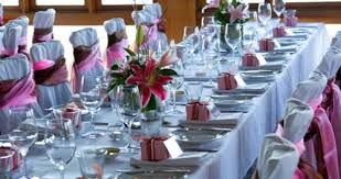 reception table ideas. Wedding Reception Decoration Ideas. Table Linen And Chair Covers (but Look At The Beautiful Saches) Ideas D