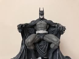 Dc Designer Series Batman Limited Edition Statue Frank Miller Dc Collectibles Batman Black White Statue By Marc