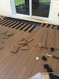 Modern patio floor Indoor Outdoor Want Modern And Clean Looking Patio Flooring Over Concrete build Direct Has These Interlocking Deck Tiles That Do The Job Again Right Over Existing Mobilerevolutioninfo Diy Cool Creative Patio Flooring Ideas Red Carpet Enterprises