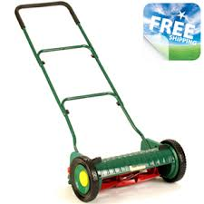 hand push lawn mower. sunlawn lmm40 manual reel push eco lawn mower hand n