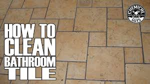 how to clean floor tile grout in bathroom best choice how to clean bathroom tile grout