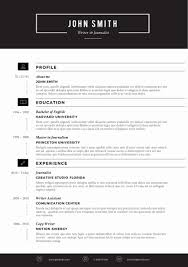 Stylish Resume Templates Word Resume Template Word Awesome Microsoft Free Stylish Inspiration 19