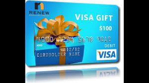 get a 100 visa gift card how do you get a visa gift card