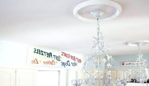 recessed light chandelier convert a to pendant featured images lighting trim