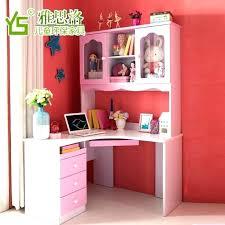 pink corner computer desk teen corner desk corner desk set furniture for children to pink corner computer desk