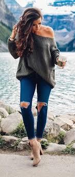 90 Wonderful Casual Fall Fashions Trend