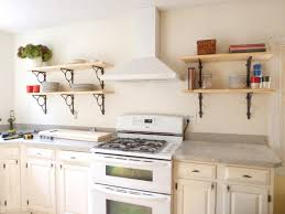 Open Shelf Kitchen 10 Open Shelving Kitchen Specially Picked Styles Decoration Y