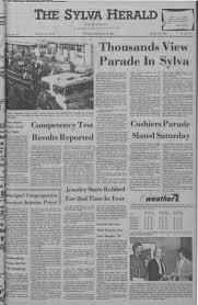 The Sylva Herald and Rualite December 10, 1981: Page 1