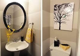 Half Bathroom Decor Ideas Simple Decorating Design