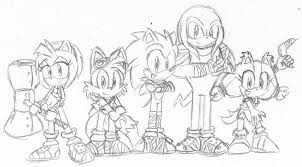 Small Picture Sonic The Hedgehog Boom Coloring Pages High Quality Coloring