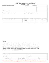 Bunch Ideas Of Blank Certificate Of Origin Resume Templates