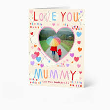 mother day card design mothers day cards personalised cards moonpig