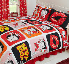 betty boop picture perfect hearts lips