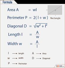 Basis 2d 3d Geometry Shapes Formulas Pdf Download
