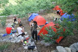 camping trip trip report school camping trip 2014 06 beijing hikers