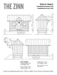 tiny house costs. Example-tiny-house-study-plan-four-lights Tiny House Costs I