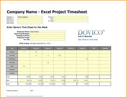 Invoice Tracking Spreadsheet Template And Timesheet Examples Free