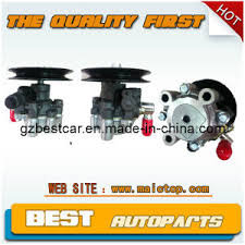 China Car 3L 1rz Engine Power Steering Pump for Toyota Hiace Hilux ...