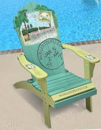 tropical painted furniture. Modren Furniture Tropical Painted Furniture Pool Chairs Beach Best Images On Dining  Ideas   Inside Tropical Painted Furniture