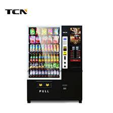 Vm 750 Vending Machine Magnificent 48 Tcn New Design Coffee Vending Machine Combo Vending Machine