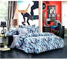 duvet cover queen newest blue camouflage cool bedding sets queen full size for boys reversible