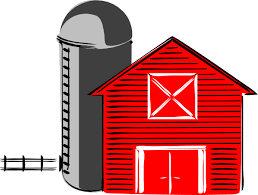 red barn clip art transparent. Barn Clip Art: This Red Art Is In Transparent W