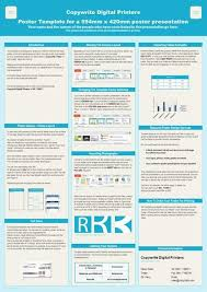 Powerpoint Poster Presentation Poster Template By Researchposters Co Za Copywrite Digital