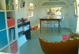 Airstream Interior Design Painting Cool Design Inspiration