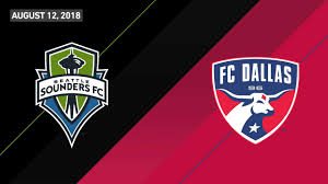 Recap: Seattle Sounders FC vs. FC Dallas 08/13/2018 | Matchcenter